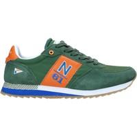 Boty Muži Nízké tenisky Navigare NAM013550 Zelený