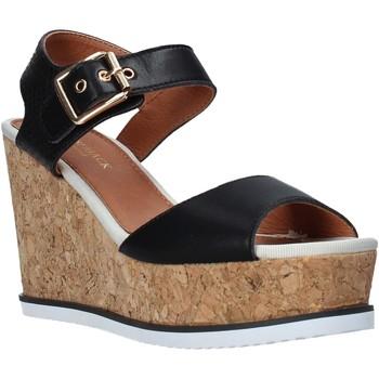 Boty Ženy Sandály Lumberjack SW83106 001 Q85 Černá