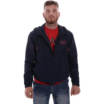 Textil Muži Bundy Ea7 Emporio Armani 3HPB13 PN28Z Modrý