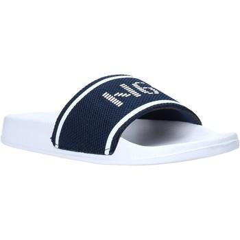 Boty Muži pantofle Navigare NAM019035 Modrý