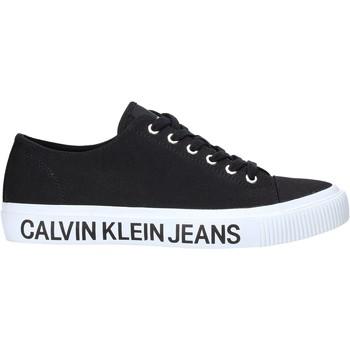 Boty Muži Nízké tenisky Calvin Klein Jeans B4S0112X Černá