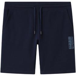 Textil Muži Kraťasy / Bermudy Napapijri NP0A4E1M Modrý