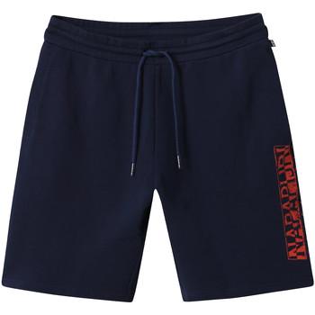 Textil Muži Kraťasy / Bermudy Napapijri NP0A4E1N Modrý