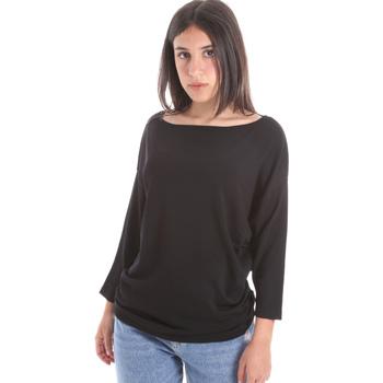 Textil Ženy Svetry Liu Jo MA0098 MA57I Černá
