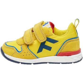 Boty Děti Nízké tenisky Falcotto 2014924 01 Žlutá