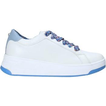 Boty Ženy Nízké tenisky Apepazza S0BASKET04/FLW Bílý