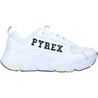 Boty Ženy Nízké tenisky Pyrex PY020233 Bílý