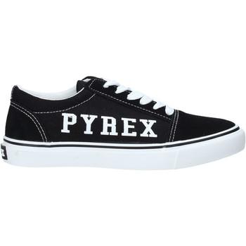 Boty Ženy Nízké tenisky Pyrex PY020224 Černá