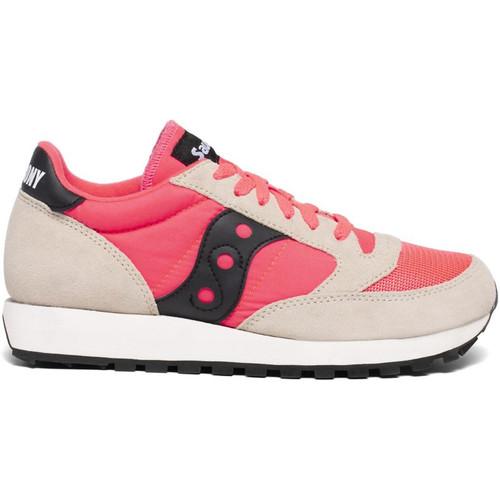 Boty Ženy Nízké tenisky Saucony S60368 Růžový
