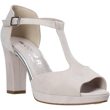 Boty Ženy Sandály Comart 303336 Béžový
