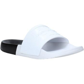 Boty Ženy Dřeváky Calvin Klein Jeans B4R0900 Bílý