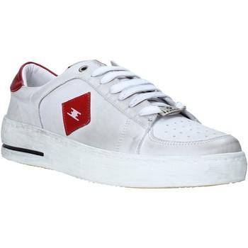 Boty Muži Nízké tenisky Exton 178 Bílý