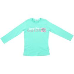 Textil Děti Trička s dlouhými rukávy Melby 70C5615 Zelený