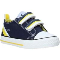 Boty Chlapecké Nízké tenisky U.s. Golf S20-SUK607 Modrý