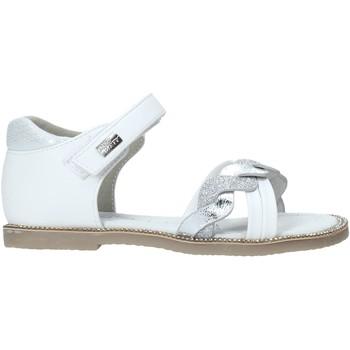 Boty Dívčí Sandály Miss Sixty S20-SMS752 Bílý