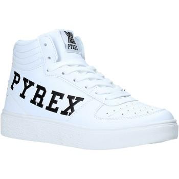 Boty Ženy Kotníkové tenisky Pyrex PY020234 Bílý
