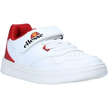 Boty Děti Nízké tenisky Ellesse ES0018S Bílý