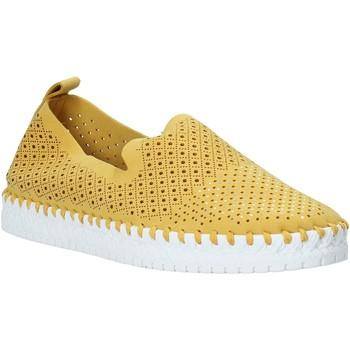 Boty Ženy Street boty Grunland SC4916 Žlutá