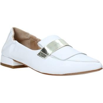 Boty Ženy Mokasíny Mally 6926 Bílý