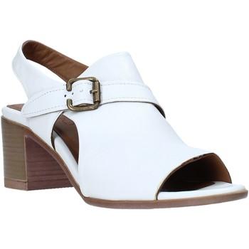 Boty Ženy Sandály Bueno Shoes 9L102 Bílý