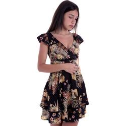 Textil Ženy Krátké šaty Liu Jo FA0303 T4031 Černá