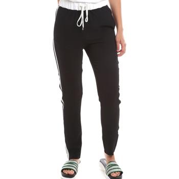 Textil Ženy Teplákové kalhoty Liu Jo TA0205 T8552 Černá