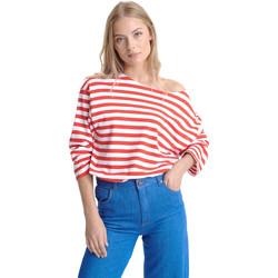 Textil Ženy Svetry Superdry W6010067A Červené