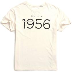 Textil Ženy Trička s krátkým rukávem Superdry W1000001A Bílý