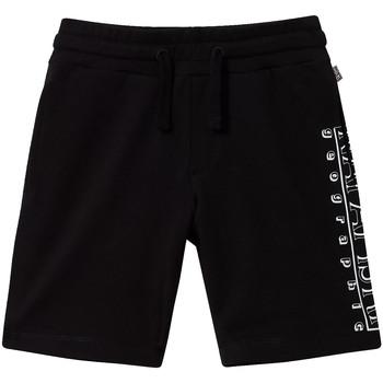 Textil Děti Kraťasy / Bermudy Napapijri NP0A4E4I Černá