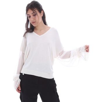 Textil Ženy Halenky / Blůzy Gaudi 011FD53007 Bílý