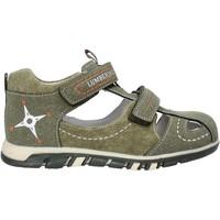 Boty Děti Sandály Lumberjack SB42106 004 P63 Zelený