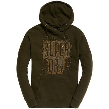 Textil Ženy Mikiny Superdry G20950YR Zelený