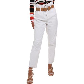 Textil Ženy Mrkváče Liu Jo WA0281 T6446 Bílý
