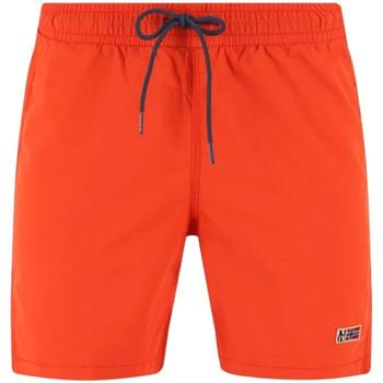 Textil Muži Plavky / Kraťasy Napapijri NP0A4EB2 Oranžový