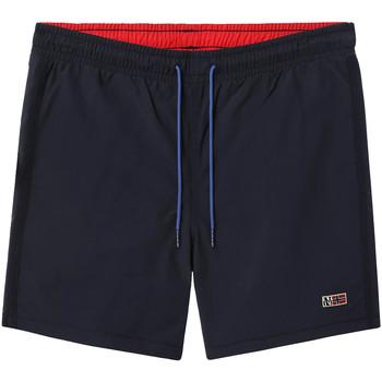 Textil Muži Plavky / Kraťasy Napapijri NP0A4EB2 Modrý