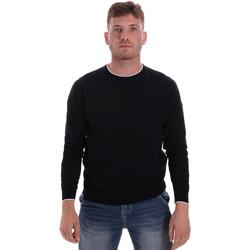 Textil Muži Svetry Navigare NV00221 30 Modrý