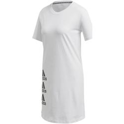 Textil Ženy Krátké šaty adidas Originals FI4631 Bílý