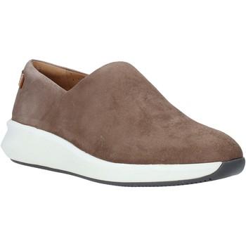 Boty Ženy Street boty Clarks 26140414 Hnědý