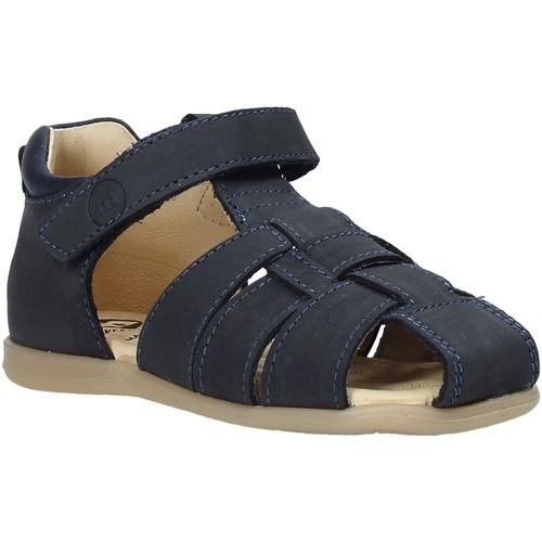 Boty Děti Sandály Melania ME0822A0S.G Modrý