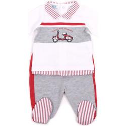 Textil Děti Set Melby 20Q7330 Červené