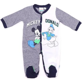 Textil Děti Overaly / Kalhoty s laclem Melby 20N7070DN Modrý