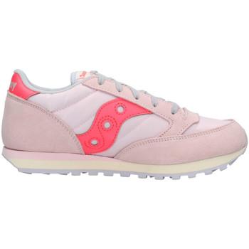 Boty Děti Nízké tenisky Saucony SK162482 Růžový