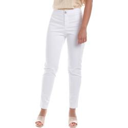 Textil Ženy Mrkváče NeroGiardini E060100D Bílý