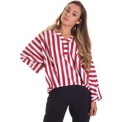 Textil Ženy Halenky / Blůzy Liu Jo FA0292 T4169 Červené