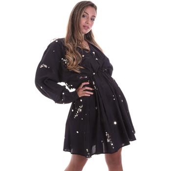 Textil Ženy Krátké šaty Liu Jo FA0082 T5976 Černá
