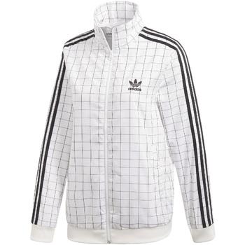 Textil Ženy Teplákové bundy adidas Originals CE1734 Bílý