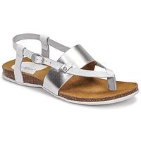 Boty Ženy Sandály Kickers ANAGRAMI Bílá / Stříbřitá