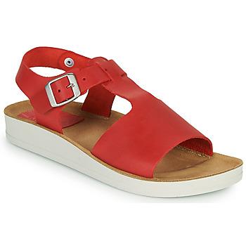 Boty Ženy Sandály Kickers ODILOO Červená