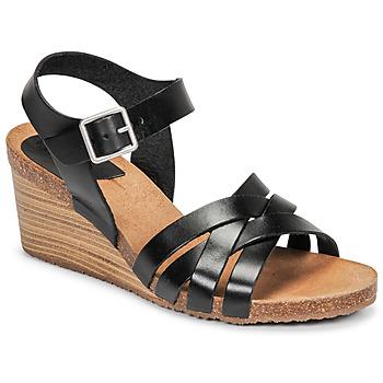 Boty Ženy Sandály Kickers SOLYNIA Černá