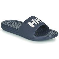Boty Muži pantofle Helly Hansen H/H SLIDE Modrá